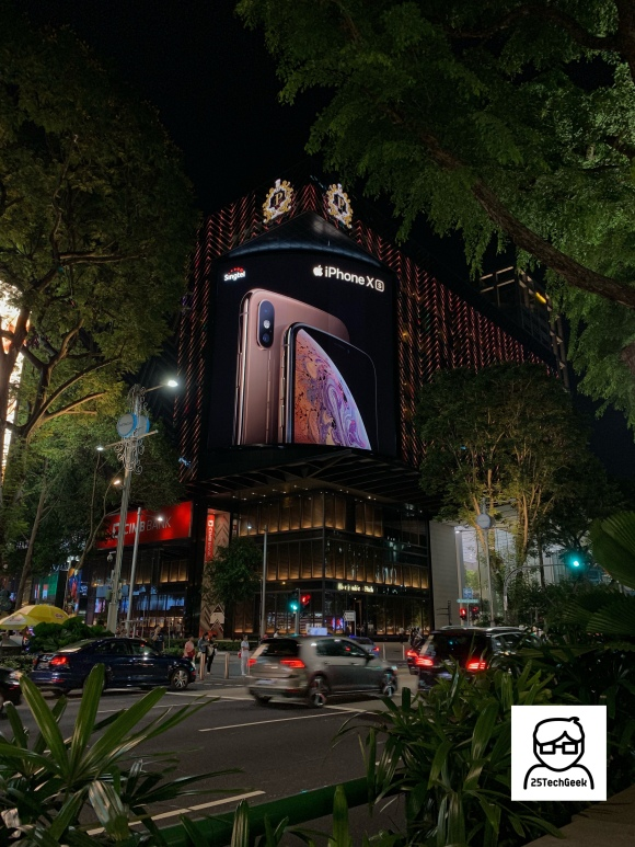 iPhone XS Ad - Orchard Road - 8