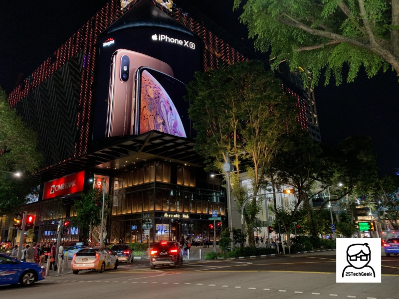 iPhone XS Ad - Orchard Road - 6